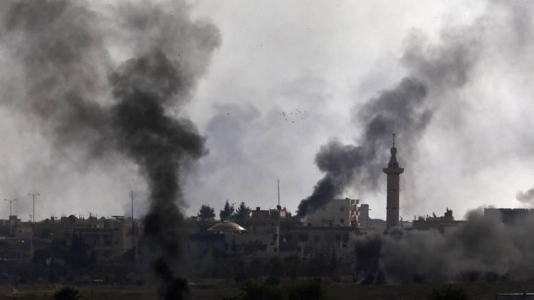 Έκρηξη κοντά σε στρατιωτικό φυλάκιο των ΗΠΑ στη βόρεια Συρία