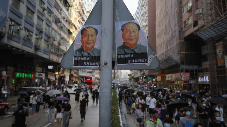 Χονγκ Κονγκ: Μπαράζ διαδηλώσεων και σήμερα