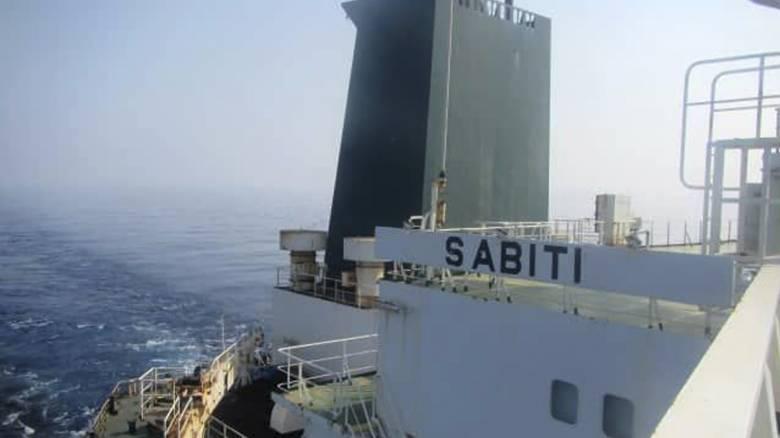 Ιρανικό δεξαμενόπλοιο εξέπεμψε σήμα κινδύνου στην Ερυθρά Θάλασσα