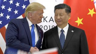Προς ανακωχή στον εμπορικό πόλεμο ΗΠΑ - Κίνας: Τι προβλέπει η μερική συμφωνία