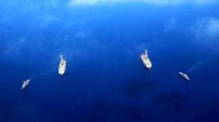 Νέα γαλλοκυπριακή ναυτική άσκηση στην κυπριακή ΑΟΖ