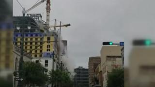Νέα Ορλεάνη: Κατέρρευσε ξενοδοχείο υπό κατασκευή - Ένας νεκρός