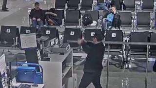 Έχασε την πτήση του γιατί έπινε και... «γκρέμισε» το αεροδρόμιο