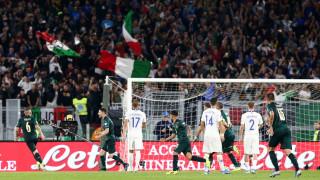 Ιταλία-Ελλάδα 2-0: Τη λύγισε το πέναλτι και ηττήθηκε