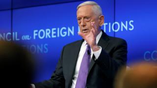Τζιμ Μάτις: Το ΙSIS «θα επανακάμψει» εάν οι ΗΠΑ δεν συνεχίσουν την «πίεση»