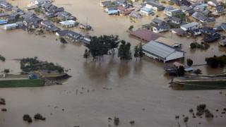 Ο τυφώνας Χαγκίμπις «σαρώνει» την Ιαπωνία – Τουλάχιστον 23 νεκροί
