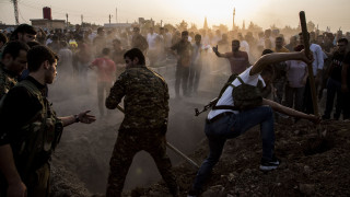 Συρία: 100 συγγενείς μαχητών του ISIS δραπέτευσαν από στρατόπεδο