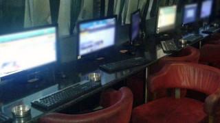 Μια σύλληψη για παράνομο διαδικτυακό στοιχηματισμό