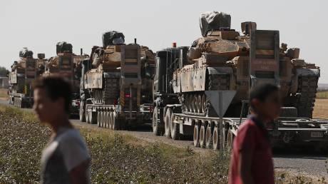 Τουρκική εισβολή στη Συρία: Παρέμβαση Άσαντ - Αναπτύσσεται στρατός στα βόρεια