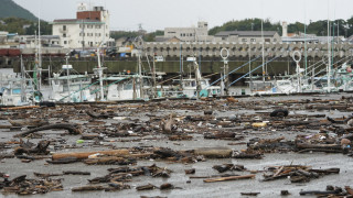 Ιαπωνία: Στους 35 οι νεκροί από το πέρασμα του τυφώνα Χαγκίμπις