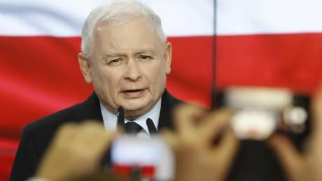 Το κυβερνών εθνικιστικό κόμμα νικητής των εκλογών στην Πολωνία