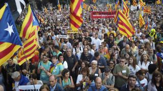 Ισπανία: Ένοχοι για στάση εννιά αυτονομιστές ηγέτες για τις προσπάθειες ανεξαρτησίας της Καταλονίας