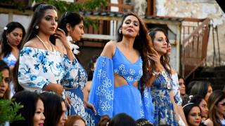 Στέφεται η Μις Ινδία για το 2019 στη Χαλκιδική