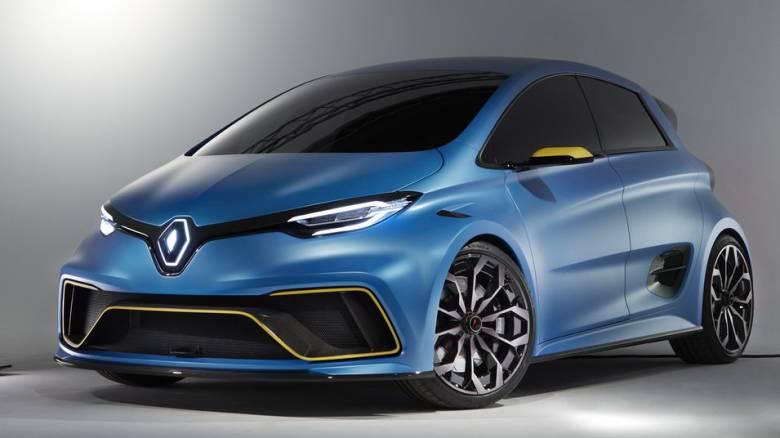Αυτοκίνητο: Tα μικρά GTI πεθαίνουν; Ο διάδοχος του Renault Clio RS θα είναι ένα γρήγορο ηλεκτρικό;