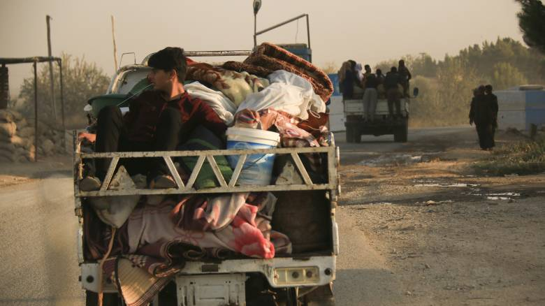 Μαρτυρίες από τη Συρία: Ο Ερντογάν κάνει πόλεμο εναντίον των αμάχων