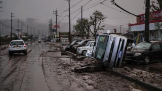Ιαπωνία: Ξεπέρασαν τους 50 οι νεκροί από τον τυφώνα Χαγκίμπις