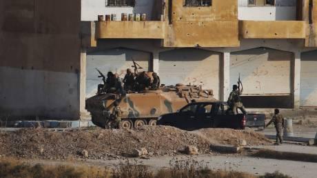 Κρεμλίνο: Είμαστε σε επαφή με την Άγκυρα για την επιχείρηση στη Συρία