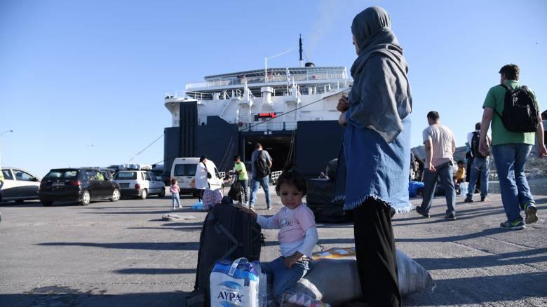 ΟΗΕ: Σημαντική αύξηση των αφίξεων προσφύγων και μεταναστών στην Ελλάδα