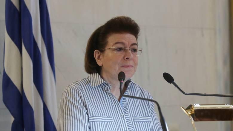 Σοφία Κοκοσαλάκη: Θερμά συλλυπητήρια Μενδώνη για τον θάνατό της