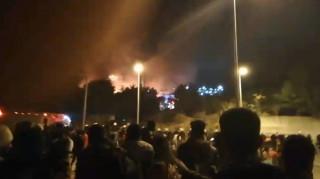 Σάμος: Συμπλοκές μεταξύ μεταναστών - Τρεις τραυματίες
