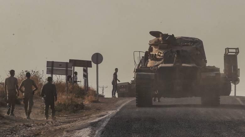 Οι σοβαρές κυρώσεις κατά Τουρκίας και οι δεσμεύσεις Ερντογάν για το Κομπάνι