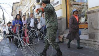 Ισημερινός: Οκτώ νεκροί, εκατοντάδες οι τραυματίες από τις κοινωνικές αναταραχές