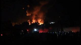 Επεισοδιακή νύχτα στη Σάμο: Τι καταγγέλλει ο δήμαρχος του νησιού - Κλειστά όλα τα σχολεία
