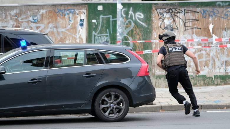 Γερμανία: Βίαια επεισόδια με τραυματίες σε διαδήλωση υπέρ των Κούρδων