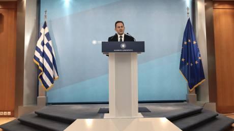 Πέτσας: Έρχονται 1,2 δισ. ευρώ για αναθέρμανση της οικονομίας και κοινωνική στήριξη