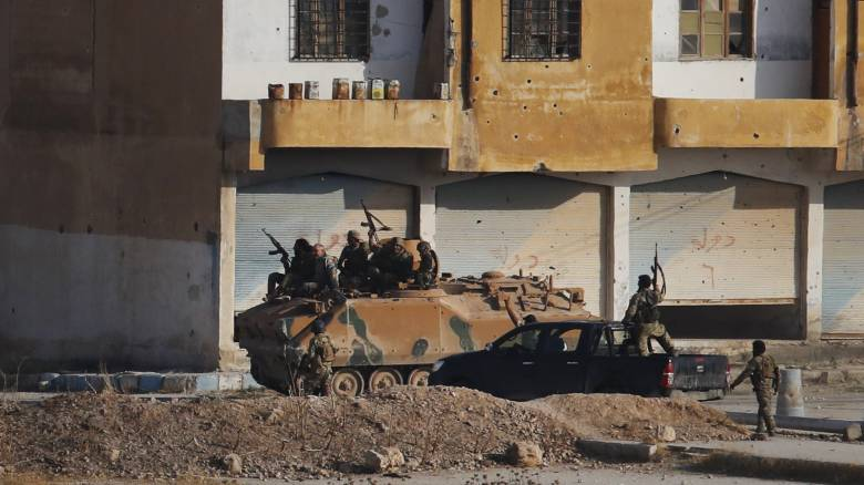 Τουρκική εισβολή στη Συρία: Προς νέα συνεδρίαση το Συμβούλιο Ασφαλείας του ΟΗΕ