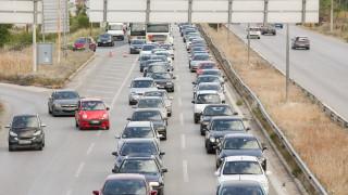 Κυκλοφοριακό κομφούζιο στην Αθηνών–Λαμίας – Ποια σημεία να αποφύγετε