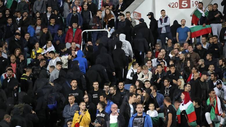 Βουλγαρία–Αγγλία: Σάλος, καταδίκες και μία παραίτηση για τις ρατσιστικές επιθέσεις