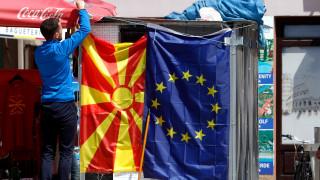 «Μπλόκο» στις ενταξιακές διαπραγματεύσεις Αλβανίας και Βόρειας Μακεδονίας