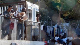 Επεισόδια στο ΚΥΤ Σάμου: Εννέα συλλήψεις και έρευνες σε σκηνές