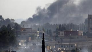 «Επίδειξη δύναμης» των ΗΠΑ στη Συρία με πτήση πολεμικού αεροσκάφους