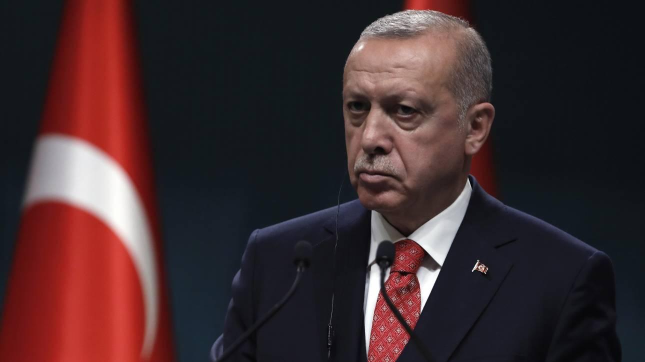Ερντογάν: Δεν είναι αρνητική η είσοδος των δυνάμεων του Άσαντ στη Μάνμπιτζ