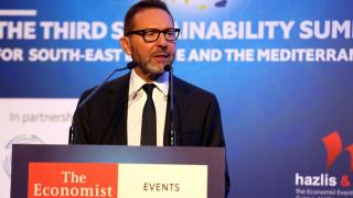 Στουρνάρας: Σημαντικές οι προκλήσεις για τις επιχειρήσεις από την κλιματική αλλαγή