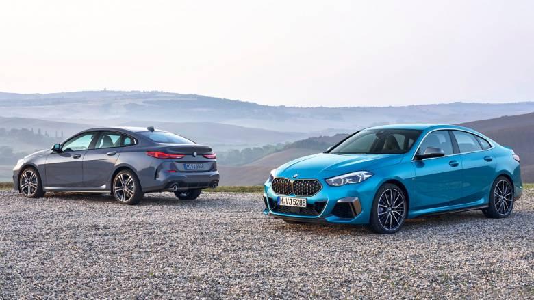Αυτοκίνητο: Η καινούργια BMW 2 Gran Coupe είναι ιδιαίτερα κομψή