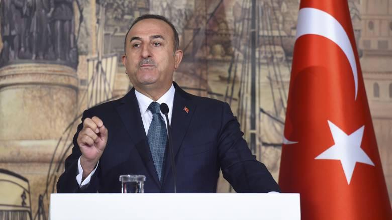 Τσαβούσογλου: Οι Κούρδοι έκαναν συμφωνία με τον ISIS για να μας επιτεθούν
