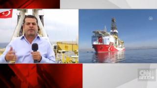 Το γεωτρύπανο Φατίχ επιχειρεί στην κυπριακή ΑΟΖ: Βίντεο ντοκουμέντο τού CNN Turk