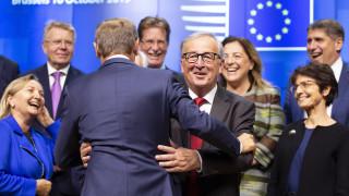 Brexit: Σχεδόν έτοιμη μια συμφωνία μεταξύ ΕΕ - Βρετανίας - Εν αναμονή τού «OK» του Λονδίνου