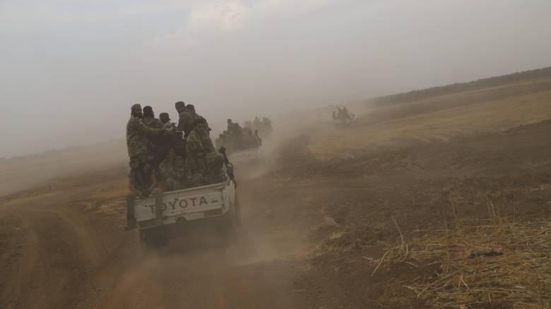 Συρία: Ο ΟΗΕ ανησυχεί για τον κίνδυνο διασποράς φυλακισμένων τζιχαντιστών