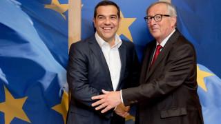 Τσίπρας σε Γιούνκερ: Κυρώσεις κατά τις Τουρκίας για κυπριακή ΑΟΖ και Συρία