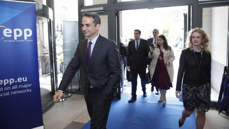 Πρωθυπουργική «πρεμιέρα» Μητσοτάκη στη Σύνοδο Κορυφής