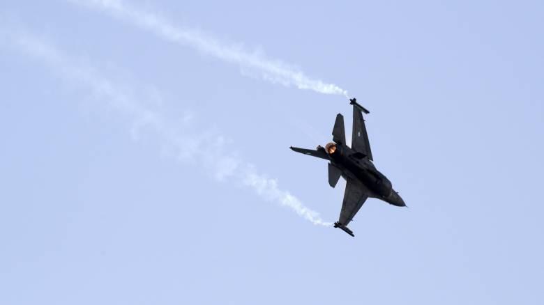 Κύπρος: Στην άσκηση «Ατσάλινο Βέλος» ελληνικά F-16 της Πολεμικής Αεροπορίας