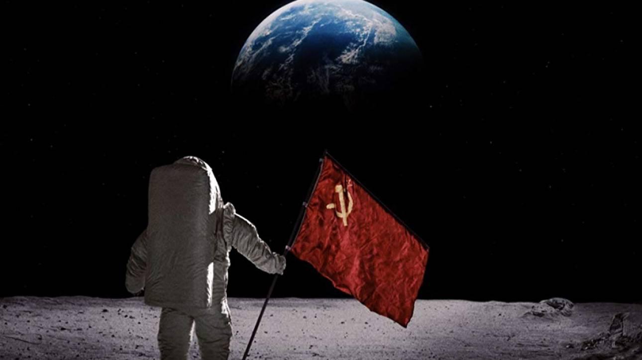 Τι θα είχε γίνει αν είχαν πάει πρώτοι οι Ρώσοι στη σελήνη; Η απάντηση την 1η Νοεμβρίου στην AppleTV
