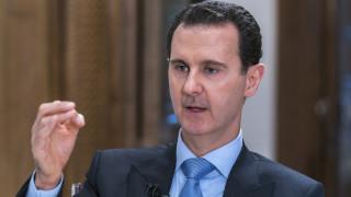 Άσαντ για την εισβολή στη Συρία: Θα απαντήσουμε στην Τουρκία με όλα τα νόμιμα μέσα που διαθέτουμε