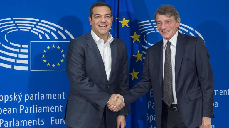 Τσίπρας στο PES: Να εφαρμοστούν οι κυρώσεις σε βάρος της Τουρκίας
