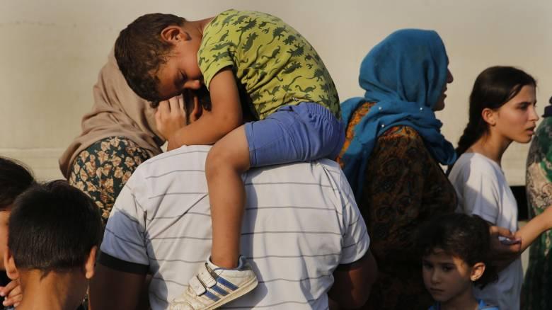 Τουρκική επέμβαση στη Συρία: Εκατοντάδες νεκροί σε οκτώ ημέρες