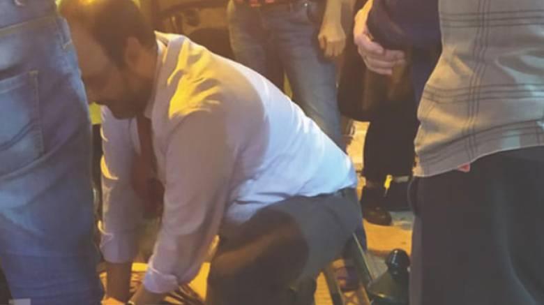 Βόλος: Γιατρός-βουλευτής έσωσε γυναίκα που υπέστη ανακοπή καρδιάς